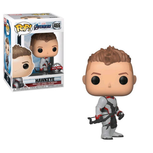 Hawkeye (Team Suit) Exclusive Funko Pop