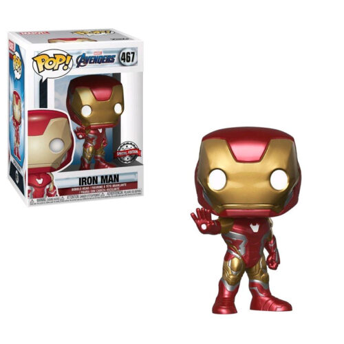 Iron Man Exclusive Funko Pop