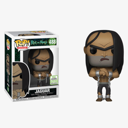 Jaguar Funko Pop