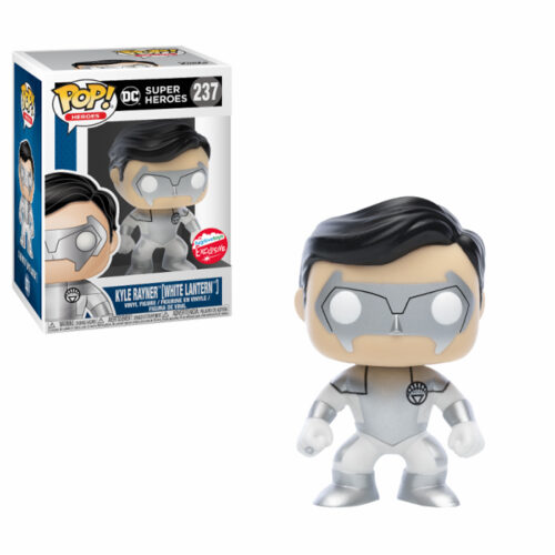 Kyle Rayner White Latern Exclusive Funko Pop