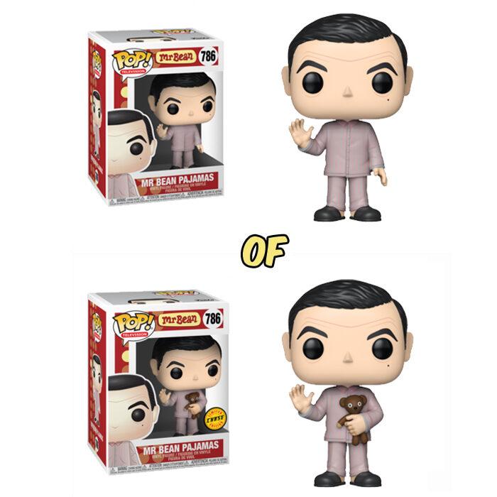 Mr Bean Pajamas Funko Pop