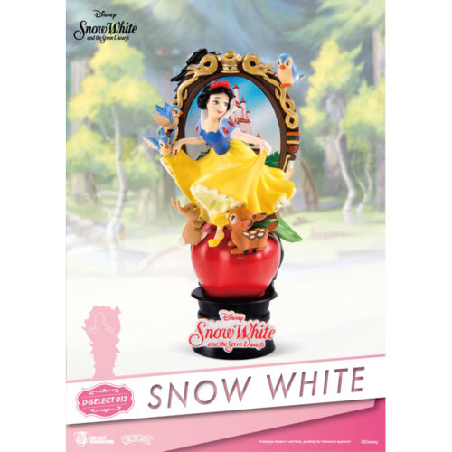 Snow White and the seven dwarfs Disney Diorama Beast Kingdom D-Select