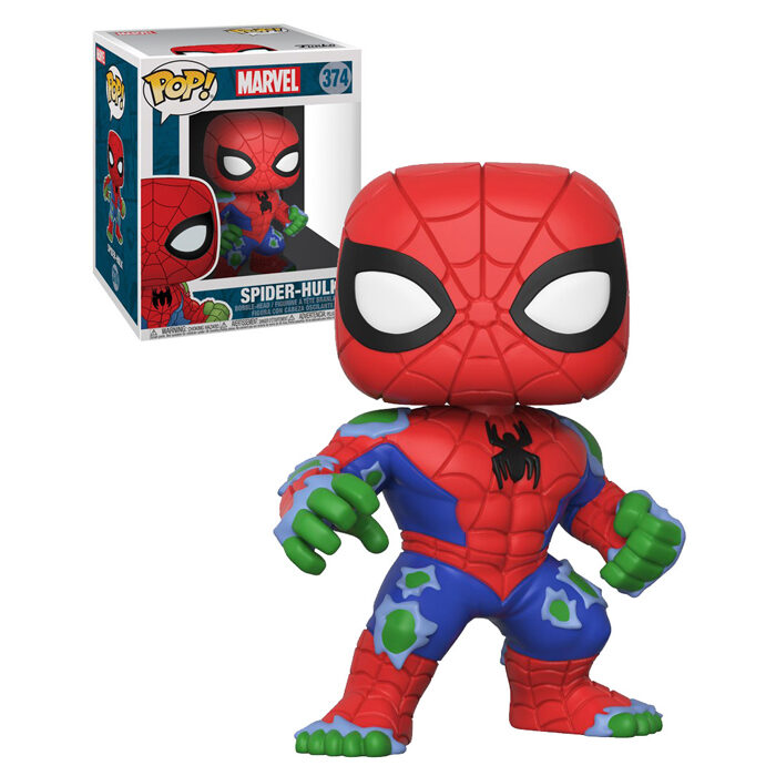 Spider-Hulk Funko Pop