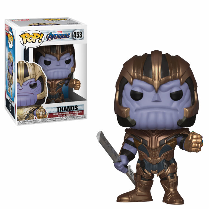 Thanos - Avengers Endgame Funko Pop