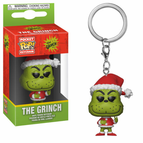 The Grinch Christmas Exclusive Funko Pop