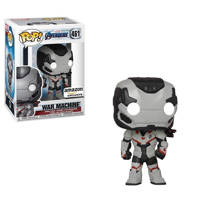 War Machine Amazon Exclusive Funko Pop