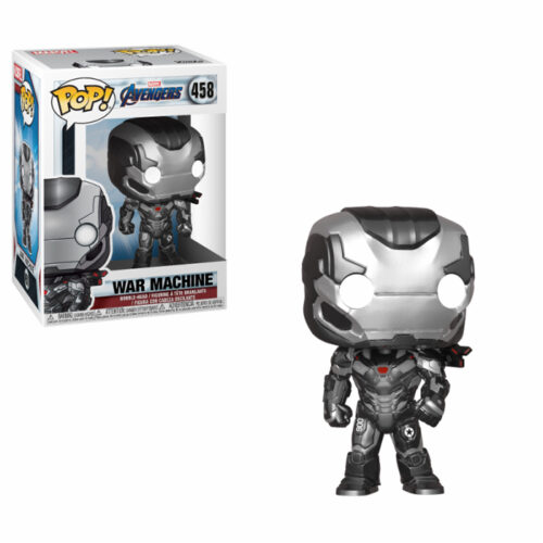 War Machine - Avengers Endgame Funko Pop