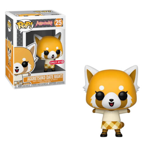 Aggretsuko Date Night Funko Pop