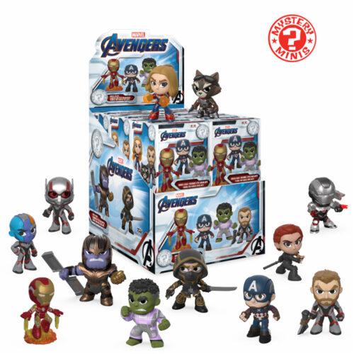 Avengers Endgame Mystery Mini Funko