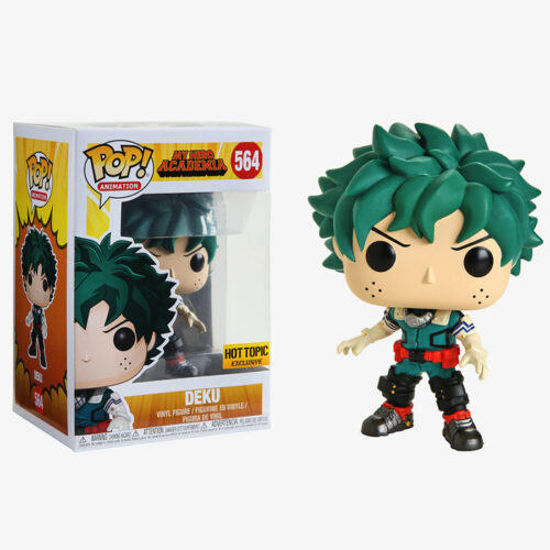Deku Hot Topic Funko Pop