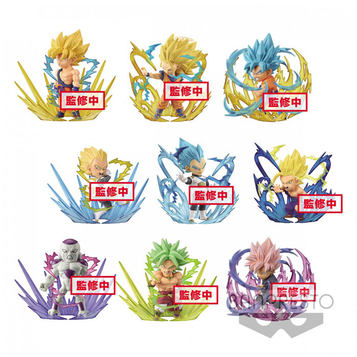 Dragon Ball Super WCF Burst