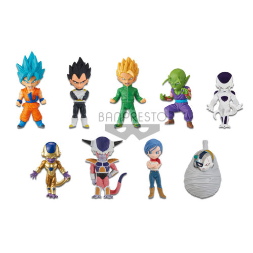 Dragon Ball Z WCF Resurrection F Mystery Blind Box