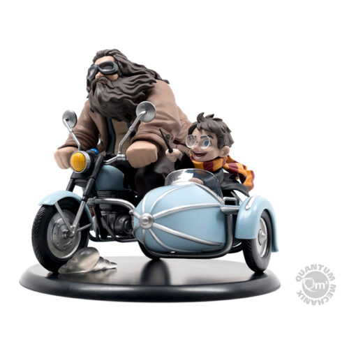Harry Potter and Rubeus Hagrid Q-Fig Max