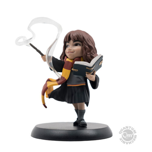 Hermione's First Spell Q-Fig Diorama