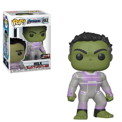 Hulk Gamestop Exclusive Funko Pop