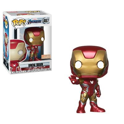 Iron Man Box-Lunch Exclusive Funko Pop
