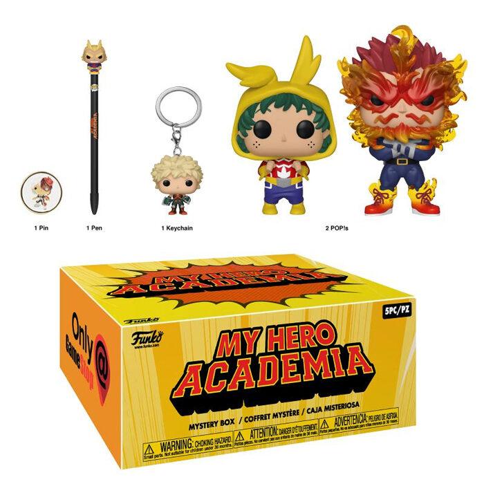 My Hero Academia Funko Box