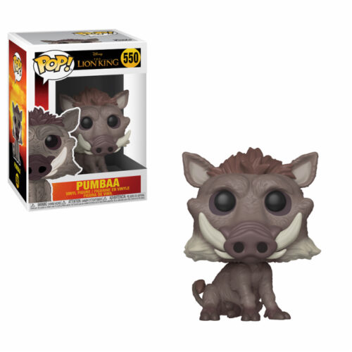 Pumbaa - Live Action Funko Pop