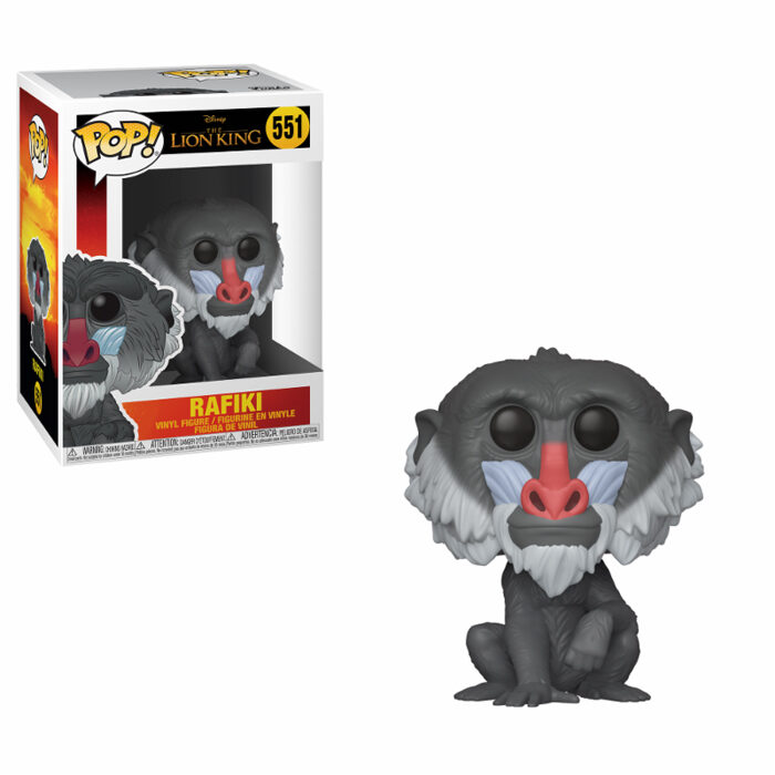 Rafiki - Live Action Funko Pop