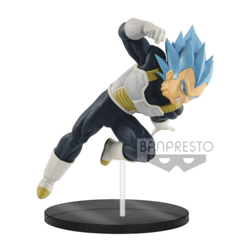 SSGSS Blue Vegeta Figure Ultimate Soldiers Banpresto
