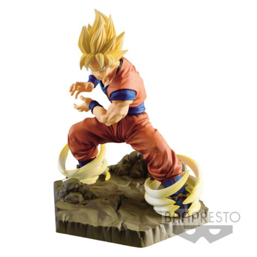 Son Goku Banpresto Absolute Perfection Figure