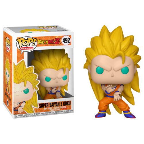 Super Saiyan 3 Goku Funko Pop