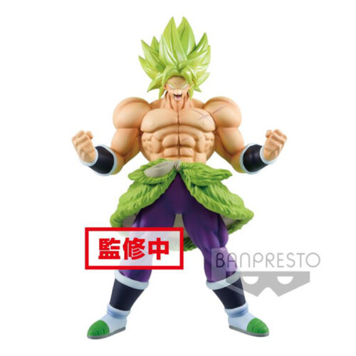 Super Saiyan Broly Full Power Chokoku Buyuden Banpresto