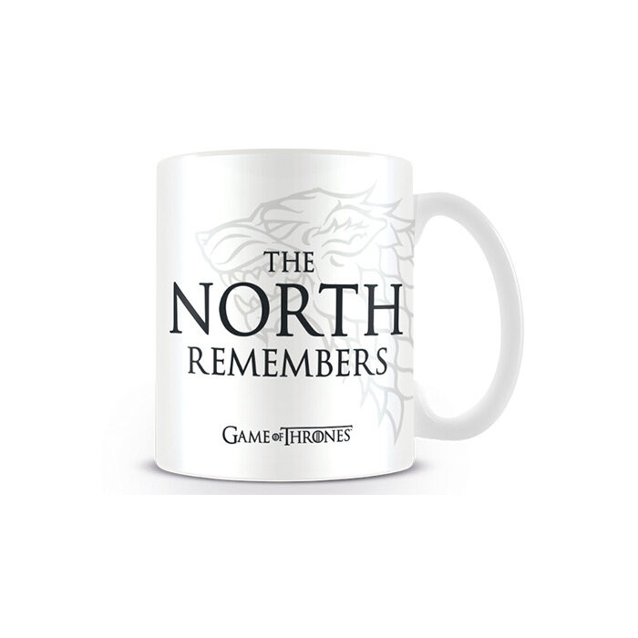 The North Remembers Game of Thrones Mok