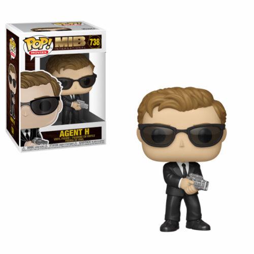 Agent H Funko Pop