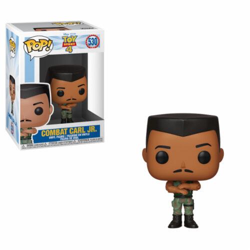 Combat Carl Jr.
