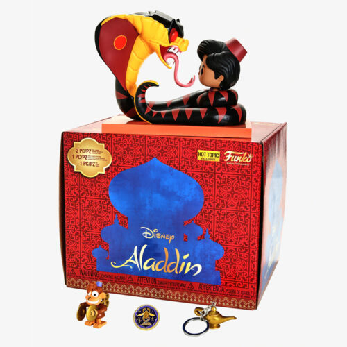 Disney Treasures Aladdin Box