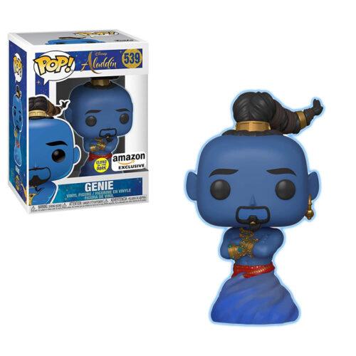 Genie (Glow in The Dark) Funko Pop