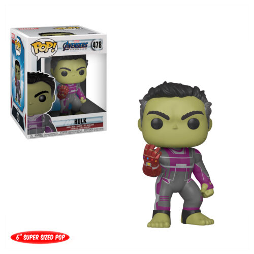 Hulk 6 Inch Funko Pop
