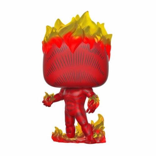 Human Torch Funko Pop