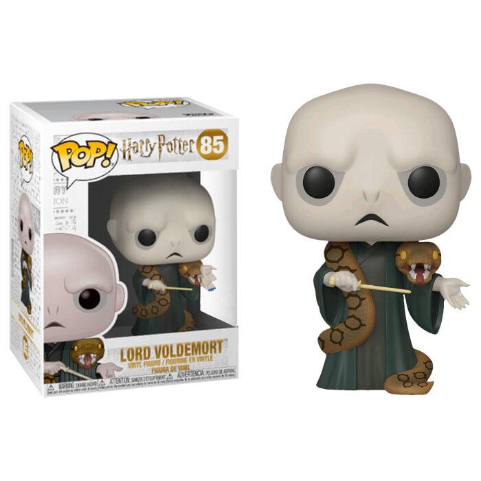 Lord Voldemort with Nagini Funko Pop