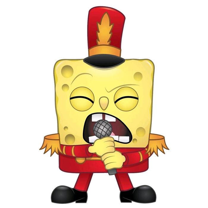 Spongebob Band outfit Funko Pop