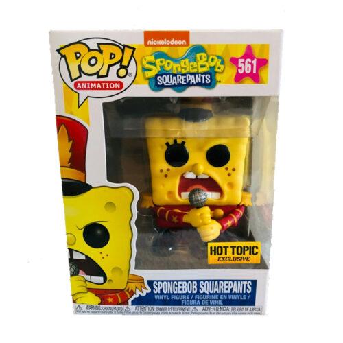 Spongebob Band outfit HT Funko Poo