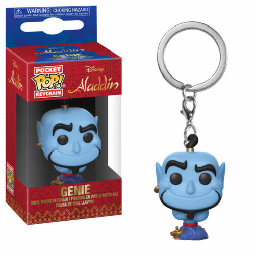 Genie Pocket Pop Keychain