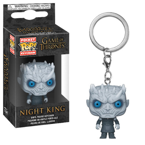 Night King Funko Pocket Pop Keychain