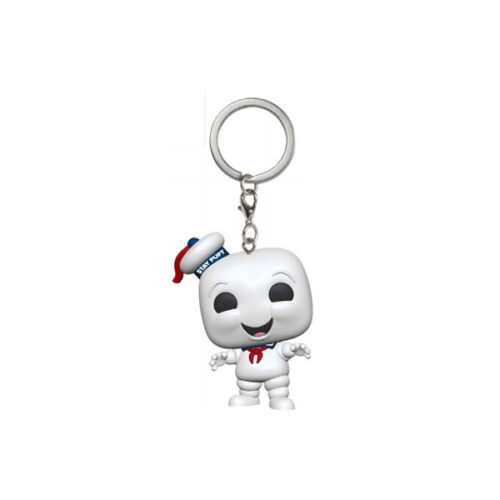Stay Puft Ghostbusters Funko Pocket Pop Keychain