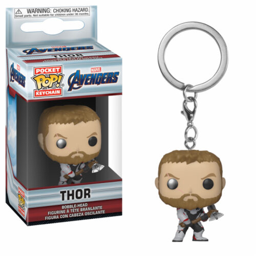 Thor Funko Pocket Pop Keychain